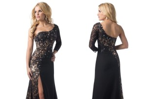 25 Elegant Black Dresses For 2015