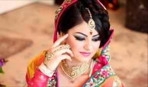 Most Beautiful Indian Bridal Makeup