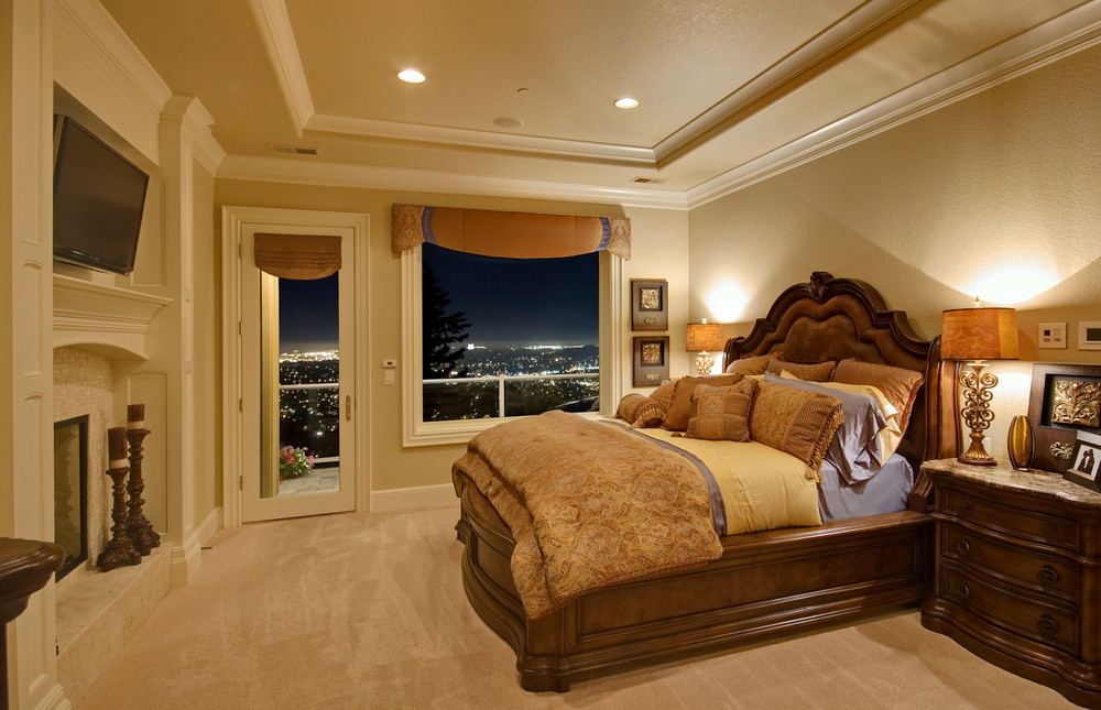 Awesome Luxurious Bedrooms Ideas
