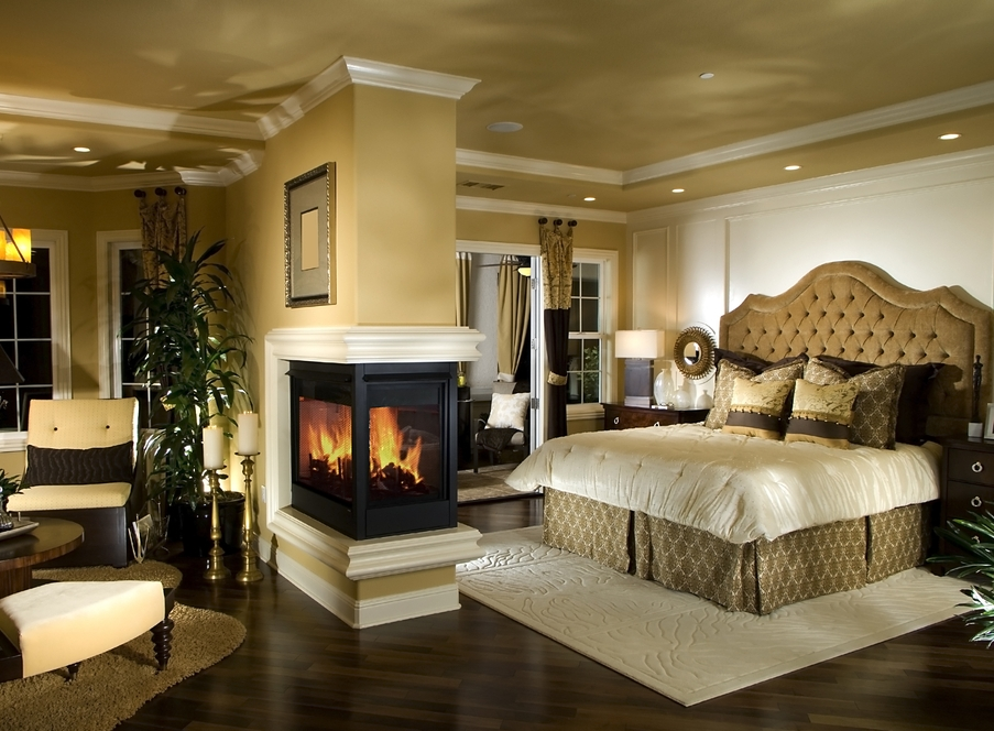 Modern Luxury Bedroom Decor