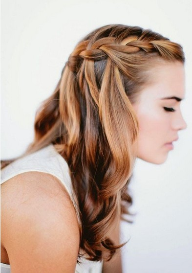 Braided-Hairstyles-for-2015-Waterfall-Braid-for-Ombre-Hair