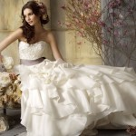 Most Beautiful Bridal Gowns For 2015