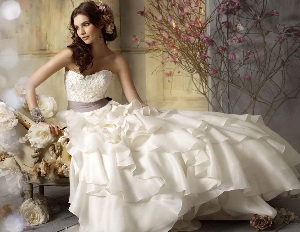 Bridal Gowns Most Popular Styles