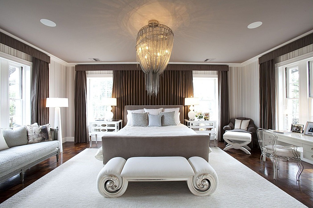 25 contemporary master bedroom design ideas for Bedroom decoration 2015
