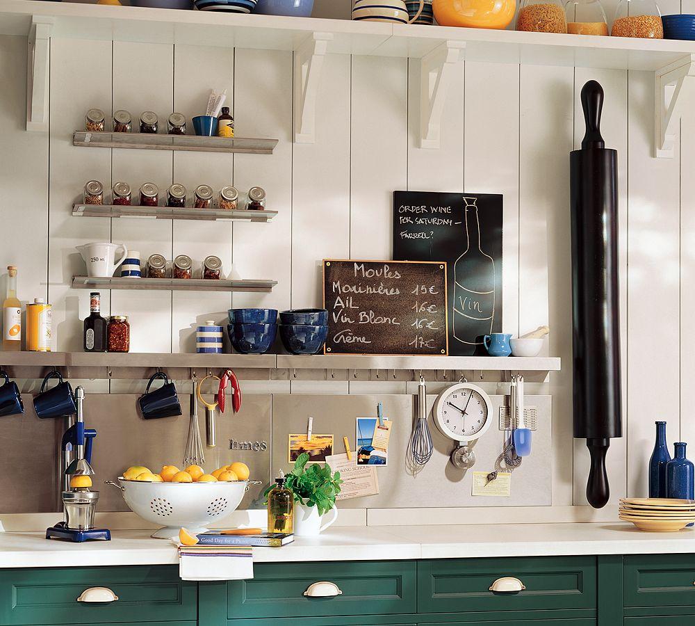 Creative Wood Wall Kitchen Cabinet Storage Ideas