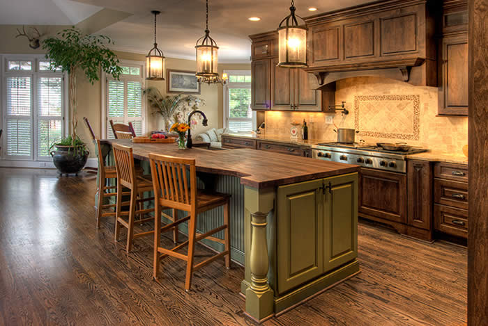 20 Country Style Kitchen Decor Ideas Jun 24 2017 490shares