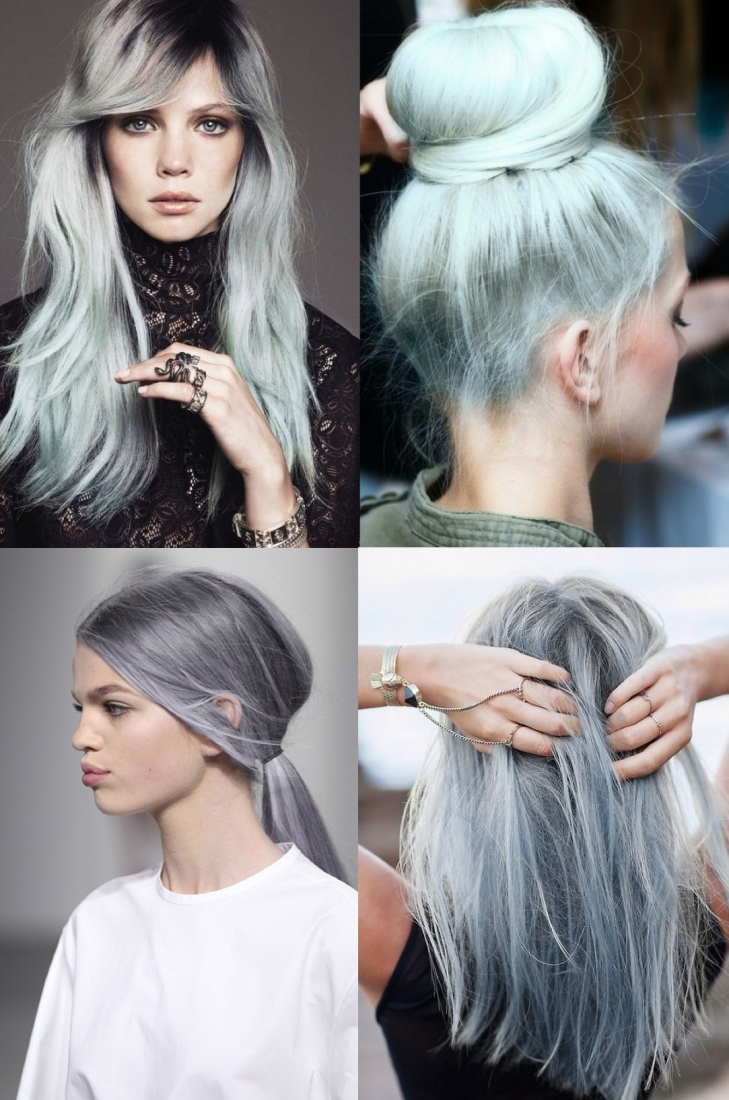 Hair Color Shades 2015 A W 2015 Hair Colour Trend Report Five Must