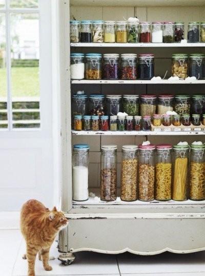 Kitchen Storage Bins & 25 Awesome Kitchen Storage Ideas