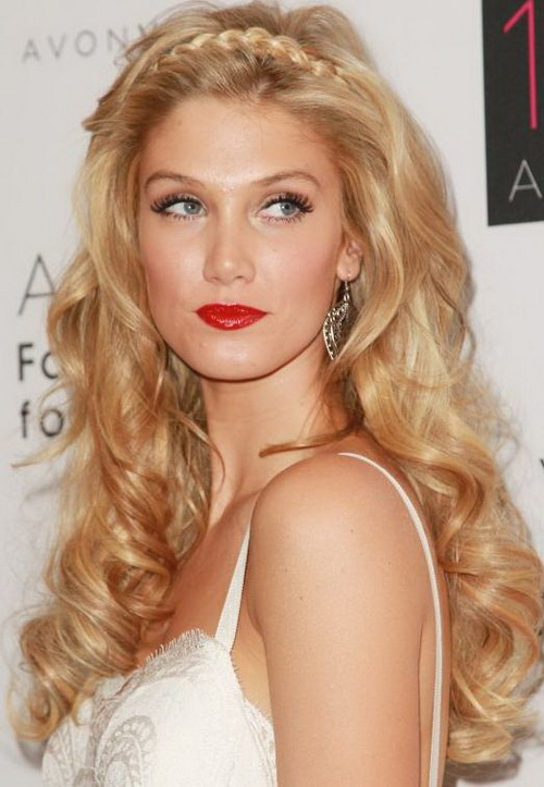 Long-Wavy-Braided-Hairstyles
