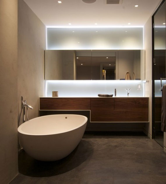 25 modern luxury bathroom designs for Sophisticated bathroom design