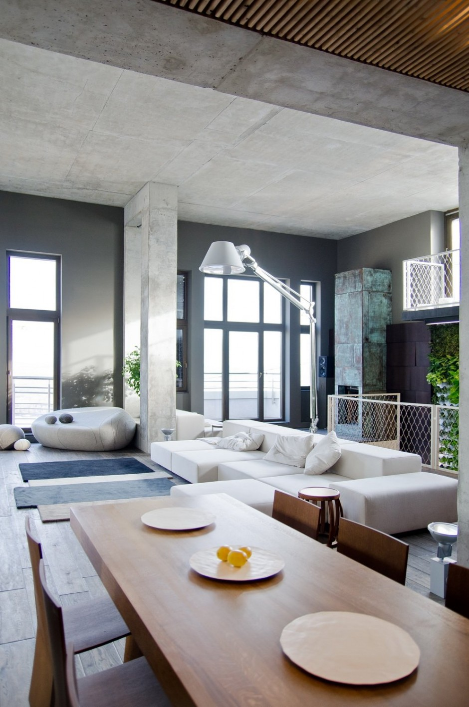 Luxury-Loft-Apartment-Design