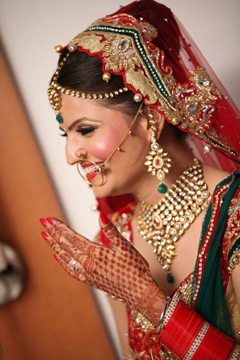 Most Beautiful Indian Bridal