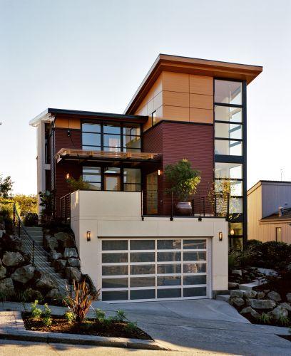 Minimalist-modern-wooden-house-exterior-design