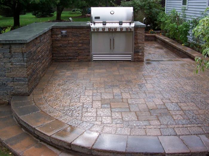 12 Great Ideas For A Modest Backyard: 20 Cool Patio Design Ideas