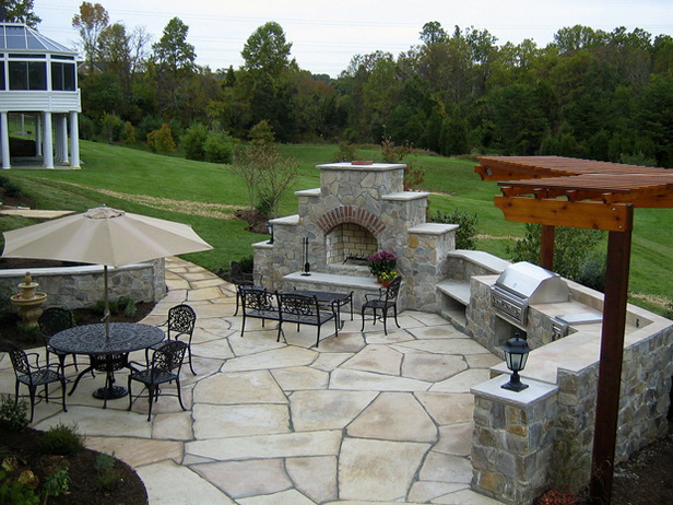 20 cool patio design ideas - Deck ideas for home ...