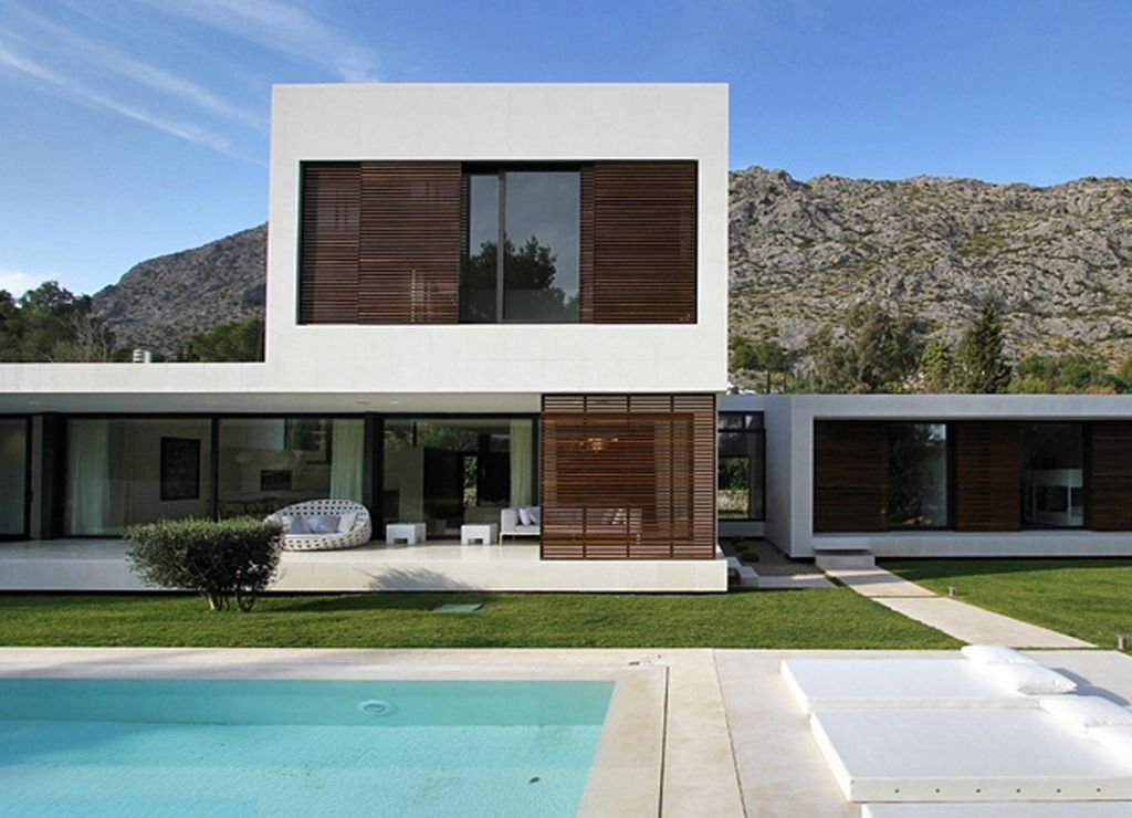 Exterior Design Ideas Minimalist