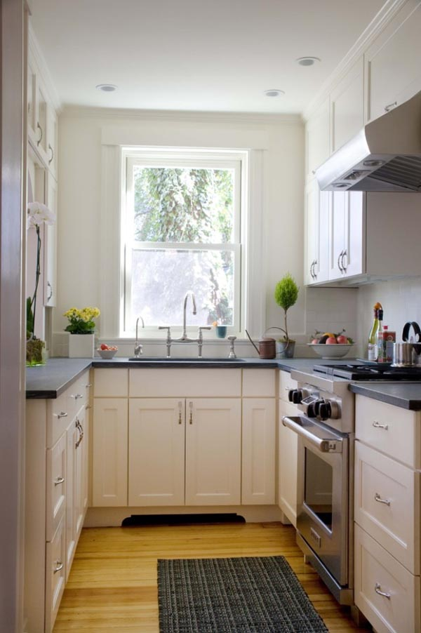 48 Cool Small Kitchen Design Ideas Extraordinary Small Kitchen Layout Ideas