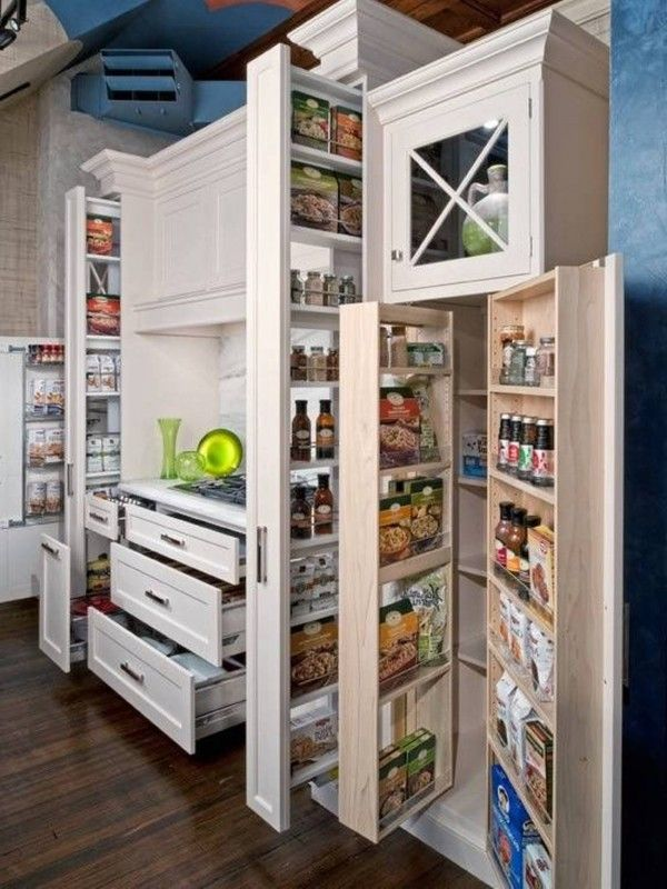 kitchen storage idea 25 awesome kitchen storage ideas 13812