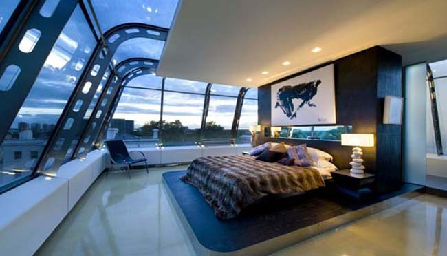 luxurious penthouse design inspiration