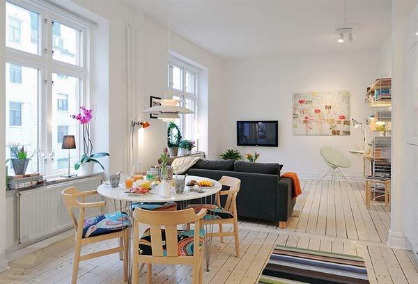 Warm-Living-Room-with-Scandinavian-Interior