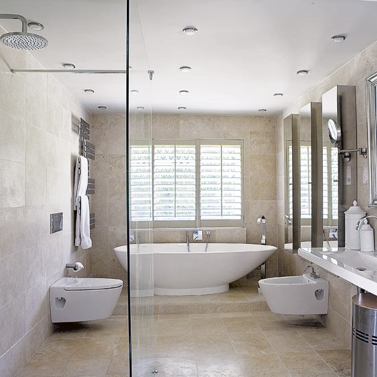 Modern Homes Modern Bathrooms Designs Ideas: 20 Amazing Contemporary Bathroom Ideas