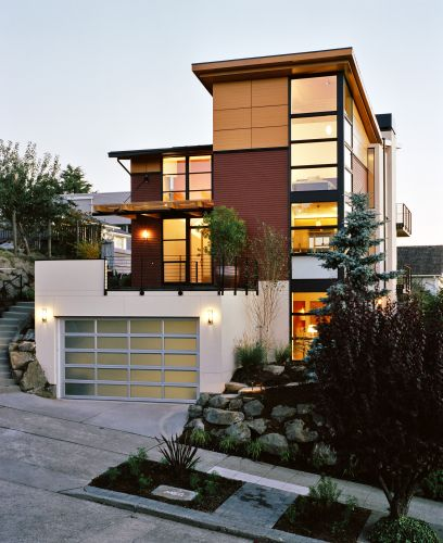 Modern Home Design Ideas Exterior: 25 Modern Home Exteriors Design Ideas