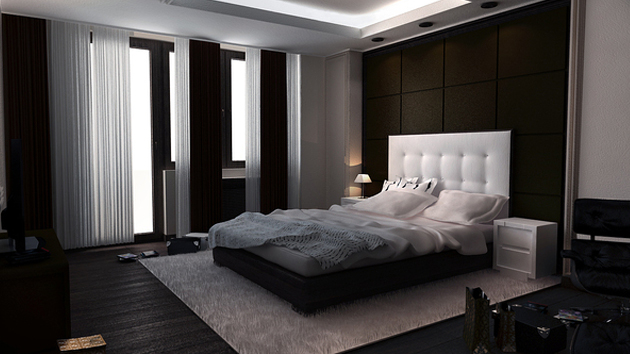 Bedroom Design Example
