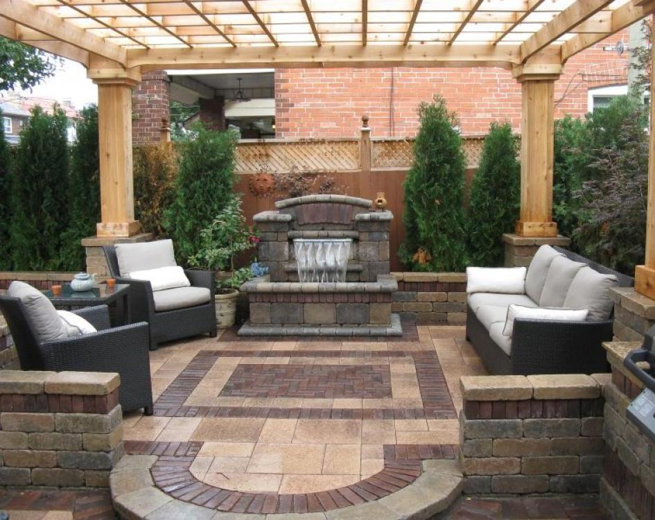 Cool patio designs 28 images 23 simple patio designs for Best backyard patio designs