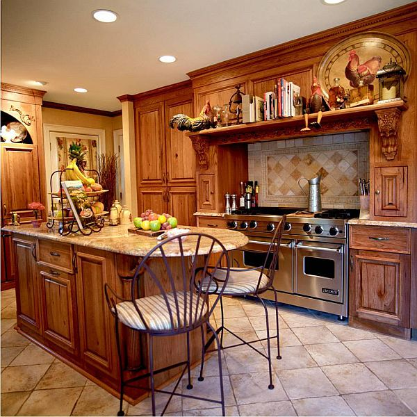 country style kitchen decorating ideas 20 country style kitchen decor ideas 8473