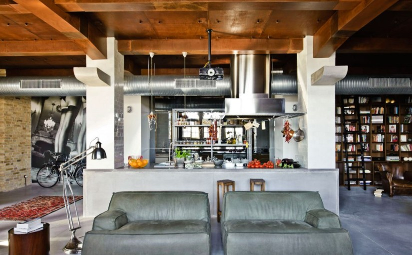 Loft Apartment Decorating Ideas Part - 33: The Wow Decor
