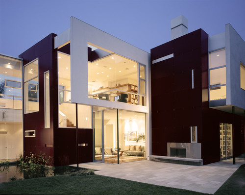 25 modern home exteriors design ideas for Exterior design building