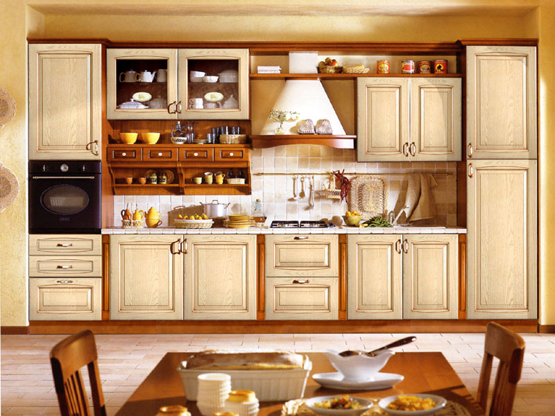 Kitchen Cabinets Design Ideas.  Kitchen_design_idea_modern_style_storage_kitchen_cabinets_storage