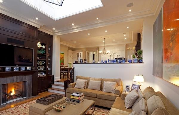 Living Room Open Plan