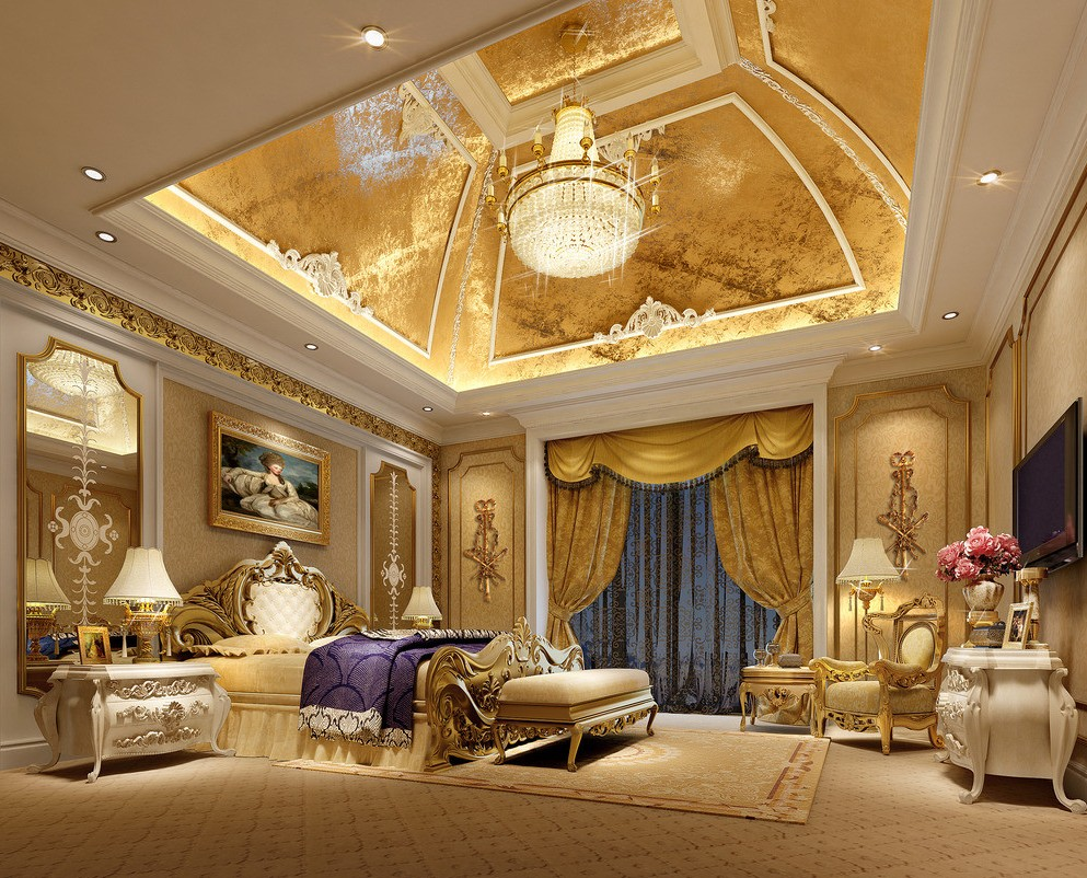 Luxury Bedrooms Design