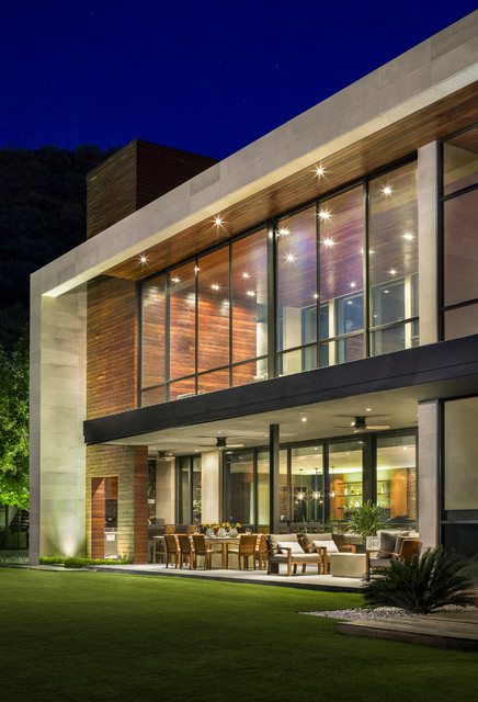25 Modern Home Exteriors Design Ideas: 25 Modern Home Exteriors Design Ideas