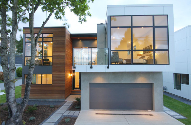 Modern Home Exteriors Innovative Decoration 8 On Home