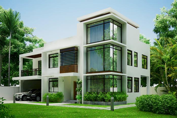 Modern House Design 2017