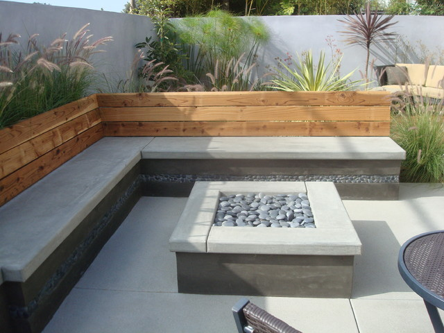 Superbe Modern Patio