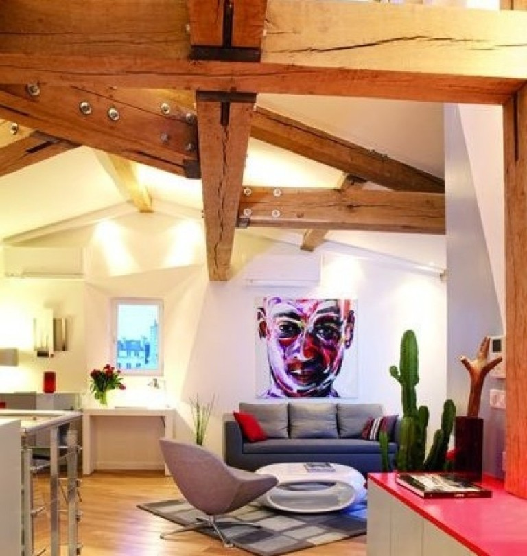 Cool loft apartment decorating ideas for Decorating your apartment
