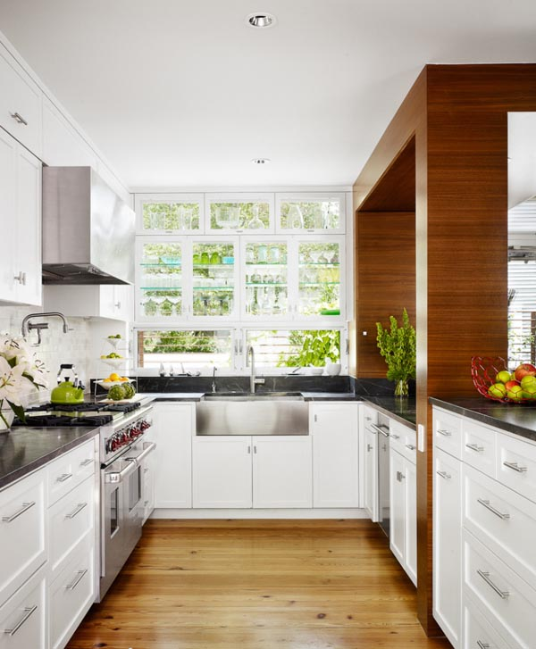 Small Kitchen Design Photos Gallery: 20 Unique Small Kitchen Design Ideas