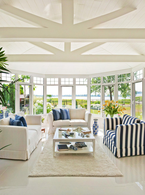 21 awesome sunroom design ideas for Victorian sunroom designs