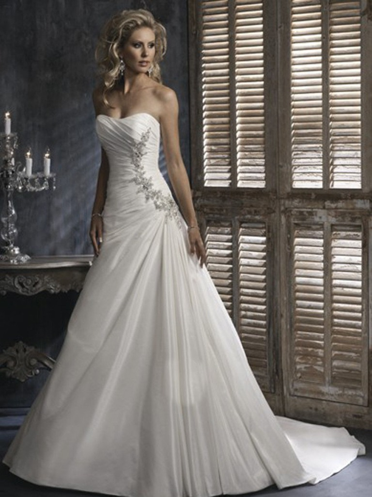 dress - Glamorous Most wedding dresses pictures video