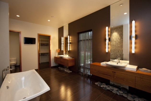 Salle De Bain Design Avec Bougie Décorative Oriental 25 Best Asian Bathroom Design Ideas