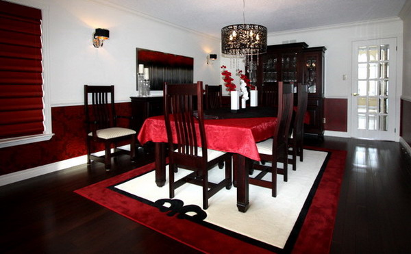 Asian Dining Room Ideas1