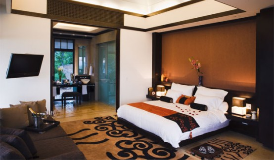 Awesome Asian Bedroom Design Images - Home Design Ideas .