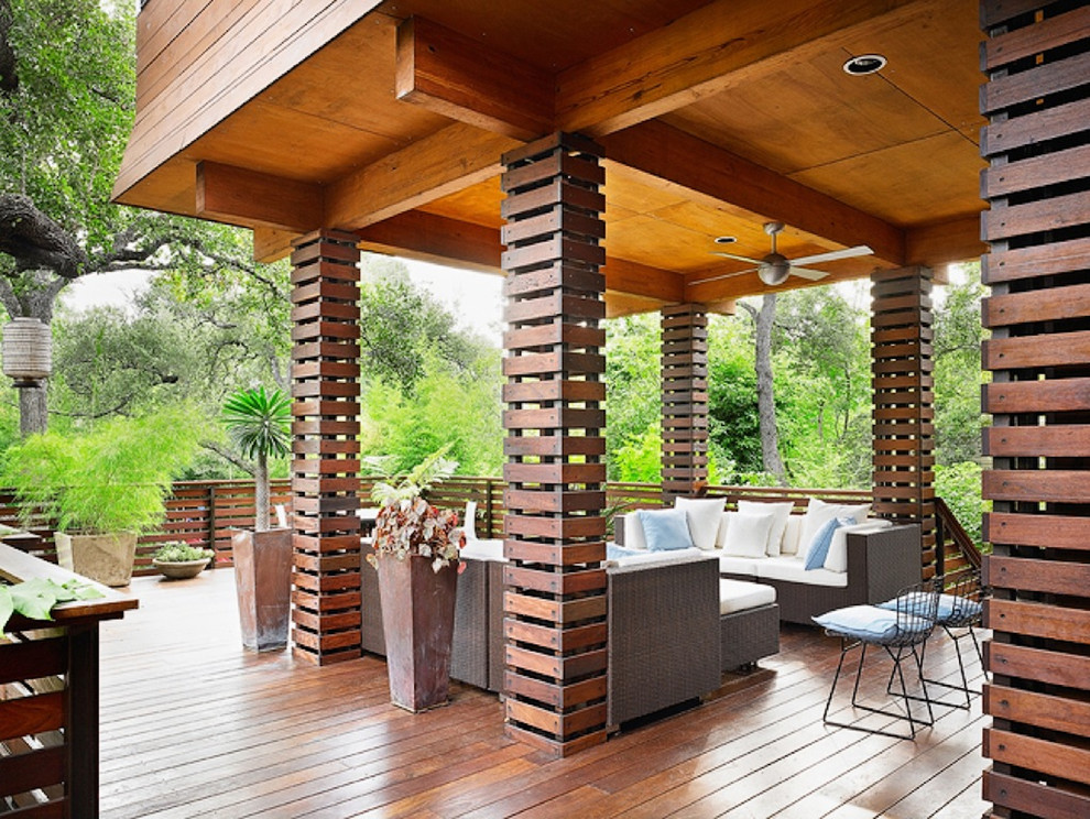 Astounding-Indoor-Decorative-Columns-Decorating-Ideas-Gallery-in-Deck-Asian-design-ideas