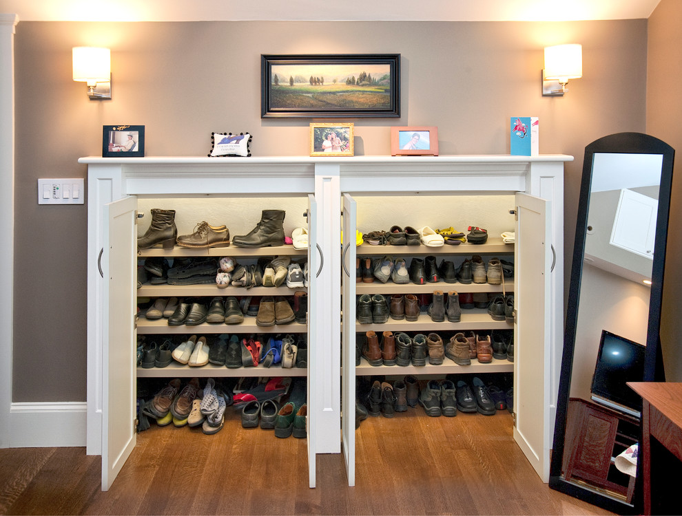 Custom Shoe Rack Ideas - Lovequilts