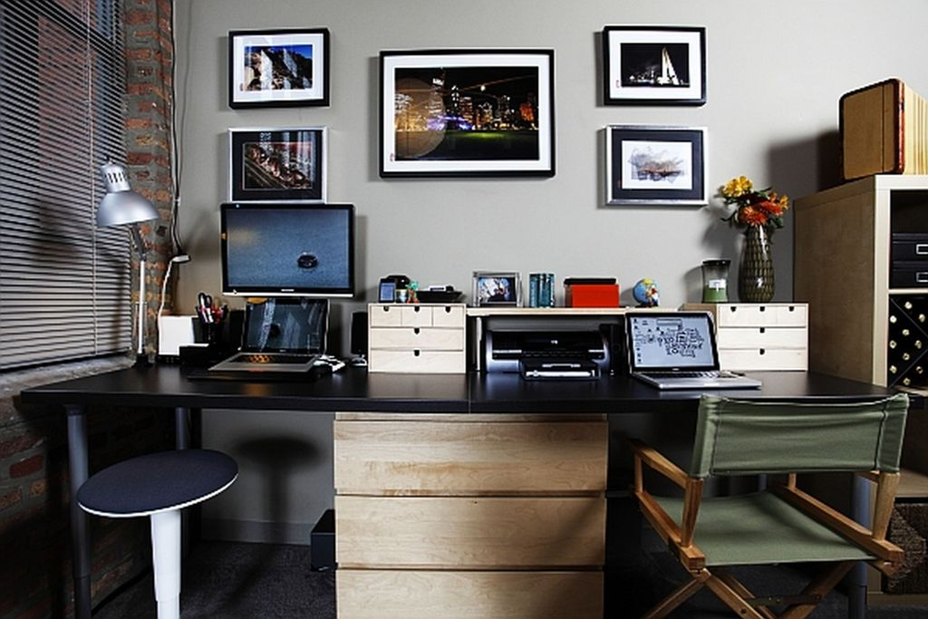 Stunning Modern Home Office Designs