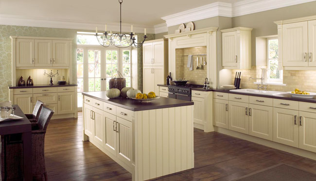 Awesome And Luxury Traditional Kitchen Design Ideas