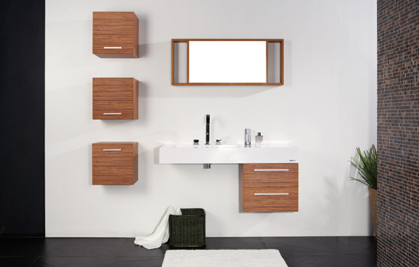 Bathroom Cabinets Image